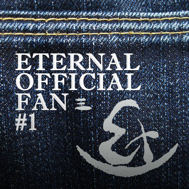 Eternal fan badge